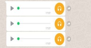 whatsapp audio