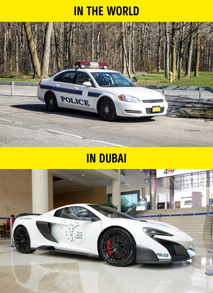 السياراتالرياضية في دبي